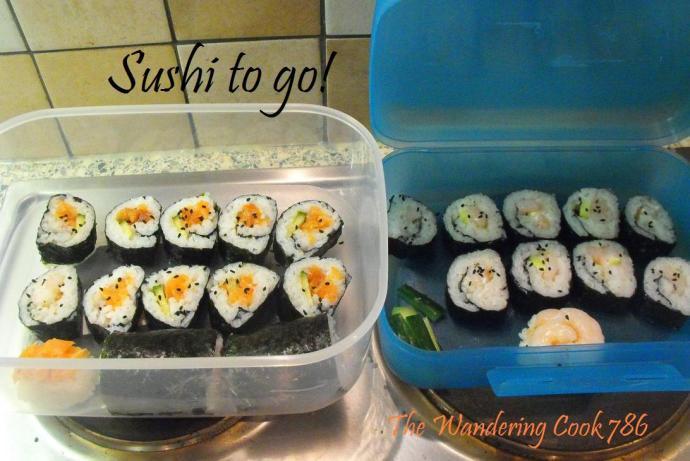 Sushi 2 go!!