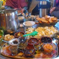 Day 3 - in Cyprus! {Travel Log - Food Diary} Pumpkin soup, Lahmacun and Orange peel jam!